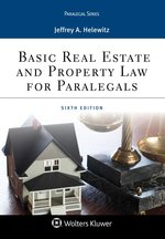 BASIC REAL ESTATE & PROPERTY LAW FOR PARALEGALS (P)